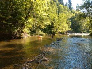 Solinka river